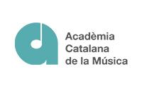 Resultado de imagen de logo academia catalana de la música