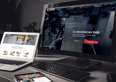 Projecte Web. Movitec
